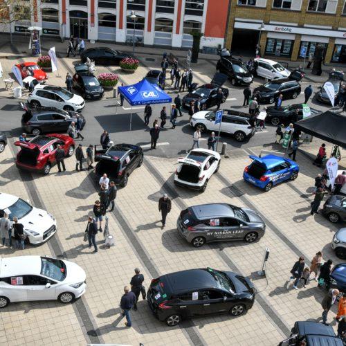 FLYTTES Biler i byen