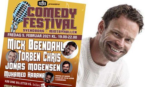 Comedy Festival 2021